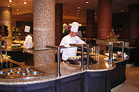 Sheraton Buffet - Baha Mar - Cable Beach-Nassau-Bahamas 042